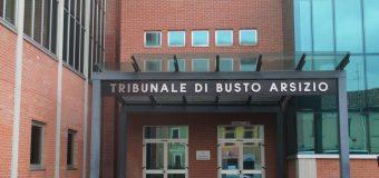 Trattazione udienze di smistamento presso il Tribunale di Busto Arsizio