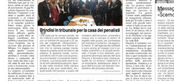 Inaugurazione nuova sede della Camera Penale di Busto Arsizio